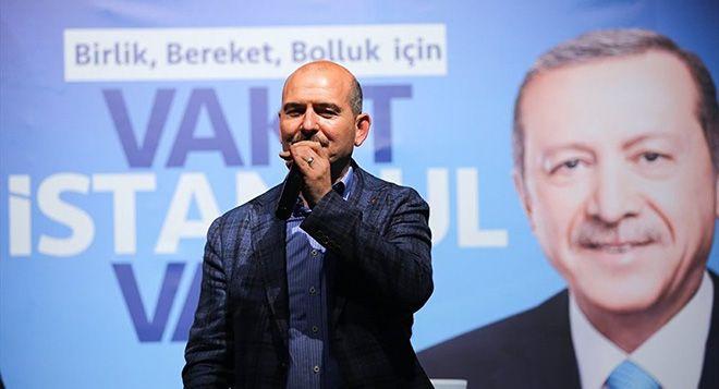 Soylu: Atatürk Havalimanı gezicilere kapak olsun