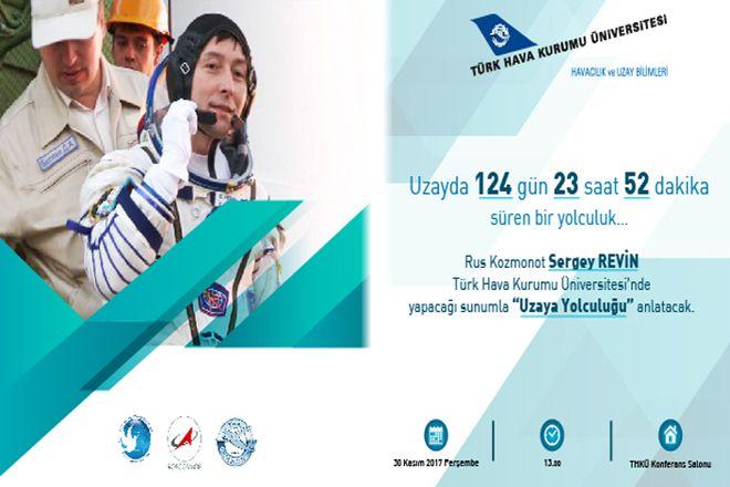 SPUTNIK60 Uluslarası Sergisi 30 Kasım'da THK'da