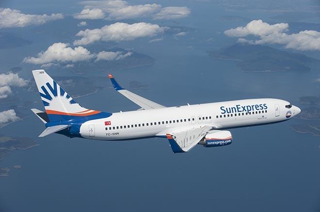 SunExpress, 5 adet Airbus A320 uçağı kiralıyor