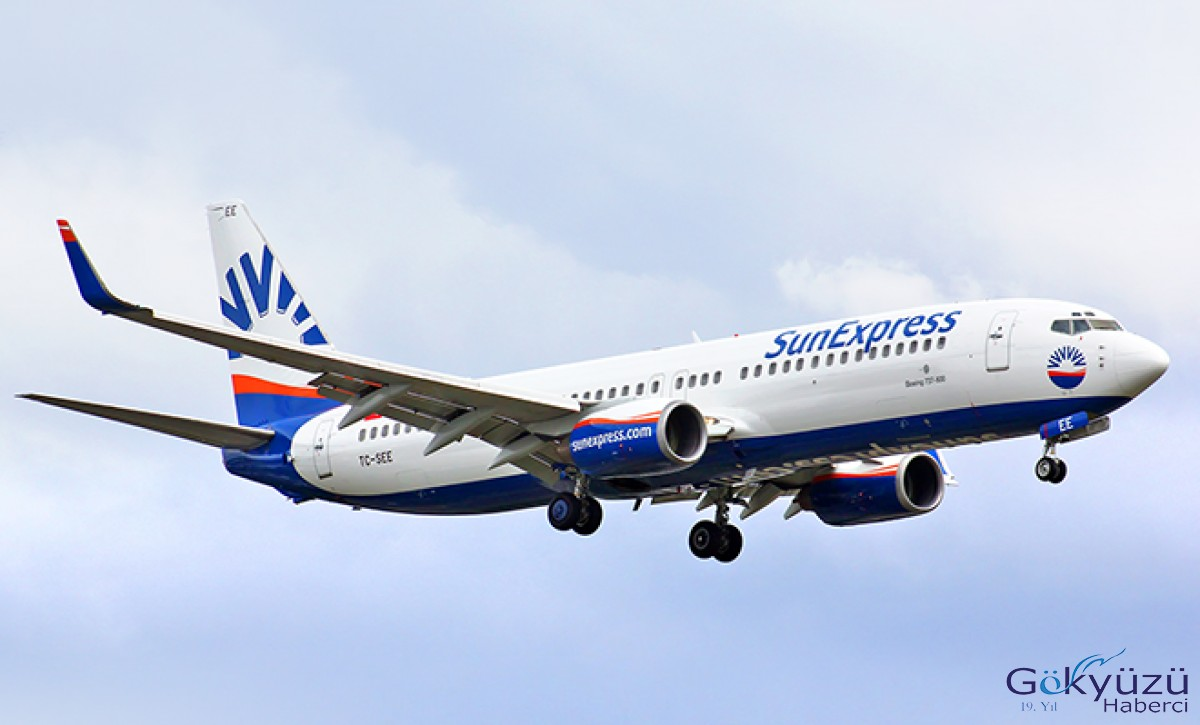 SunExpress ile İzmir - St. Petersburg uçuşları başlıyor