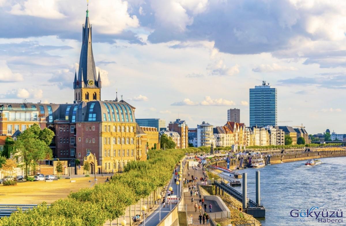 SunExpress ile Köln ve Düsseldorf uçuşları başladı