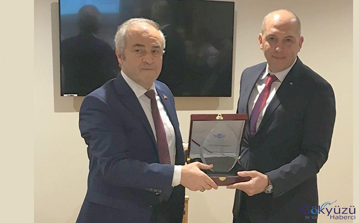 SunExpress,Türkiye'nin en emniyetli hava yolu seçildi