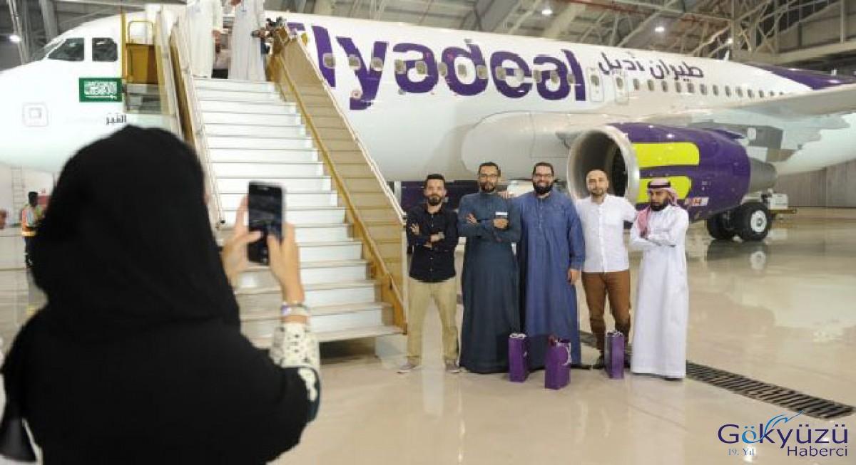 Suudi şirket FlyDeal Türk pilot alacak!