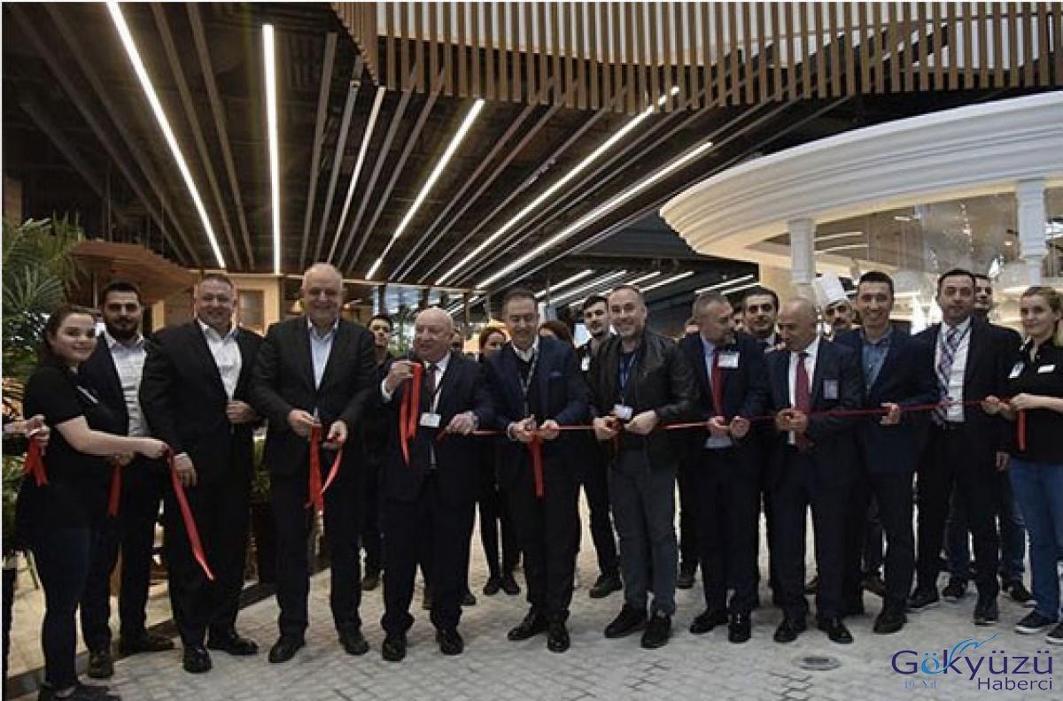 Tadında Anadolu İstanbul Havalimanı'nda