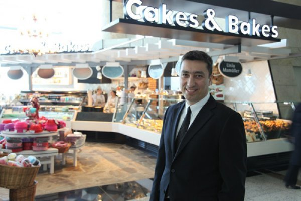 Tadında Anadolu Ve Cakes & Bakes Ankara'da