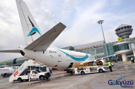 Tailwind Havayolları'na yeni handling şirketi