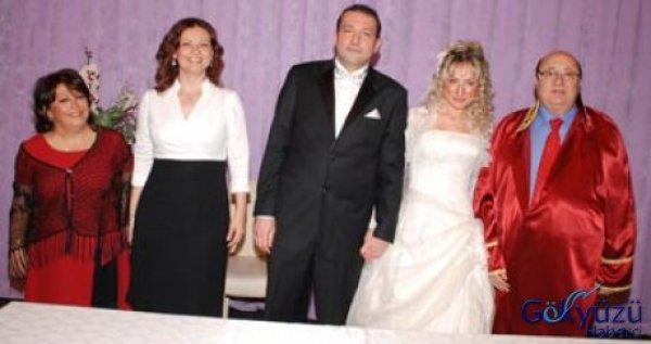 TASSA Başkanı 'İzzet Levi' Evlendi!