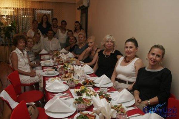 TASSA'dan Emekli Hosteslere İftar Yemeği !