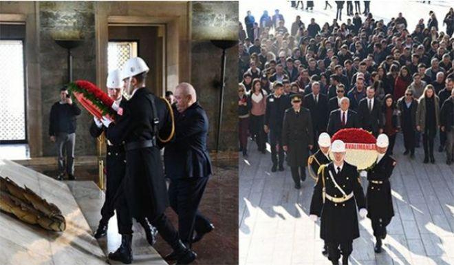 TAV çalışanları Anıtkabir'i ziyaret edecek!