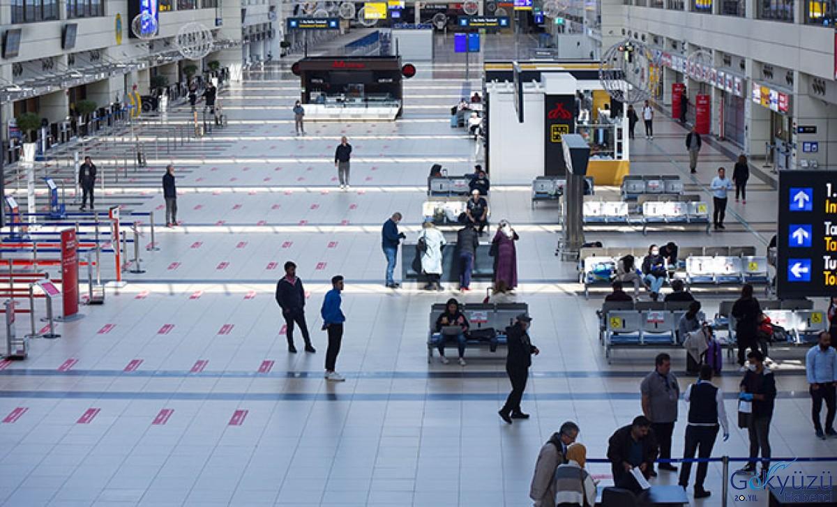 TAV Havalimanları kısa çalışma ödeneğine başvurdu!