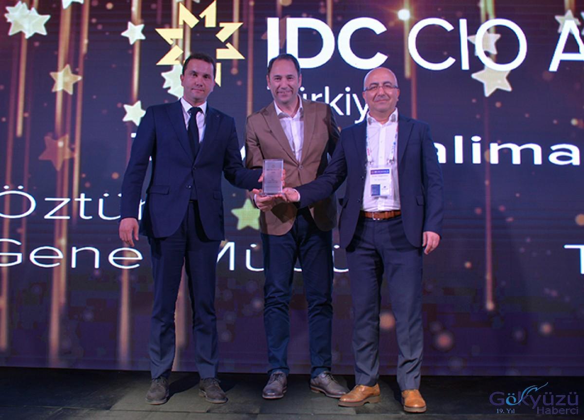 TAV Teknoloji'ye IDC ödülü