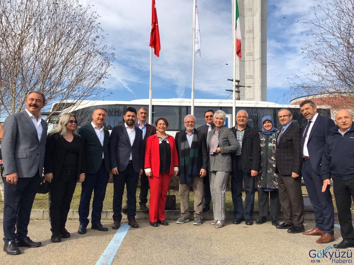 TBMM Heyeti'nin İtalya Ziyareti