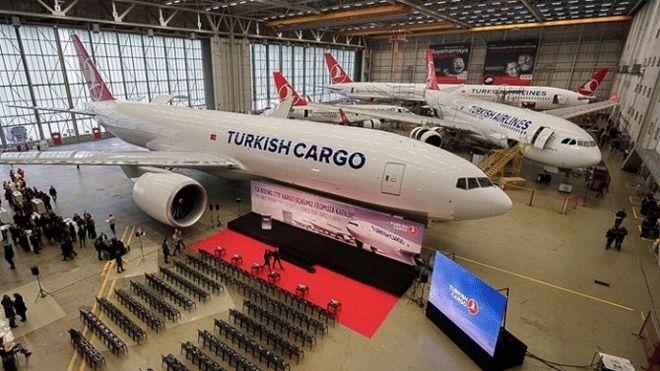THY, 3 adet 777 Freighter sipariş etti