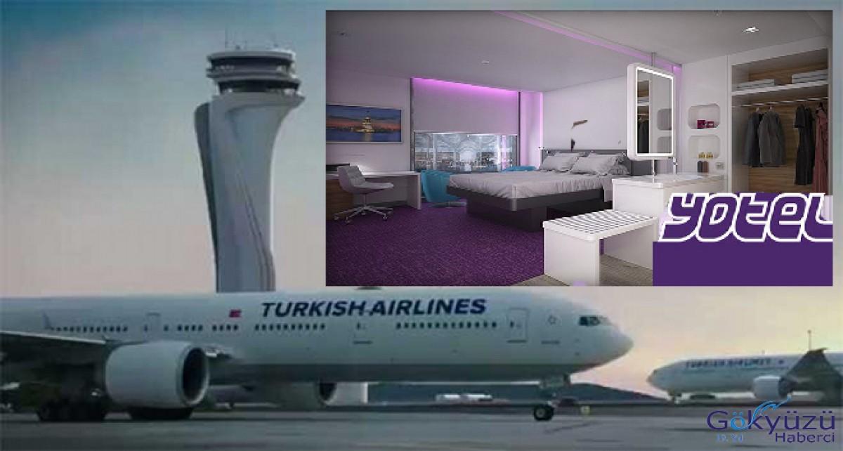 THY'den İstanbul'da ücretiz konaklama hizmeti!