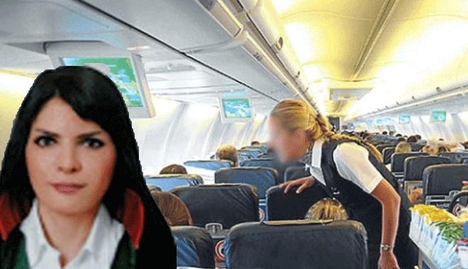 THY Hostesleri Beni Uçaktan İndirdi!