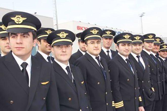 THY lise mezunu pilot arıyor