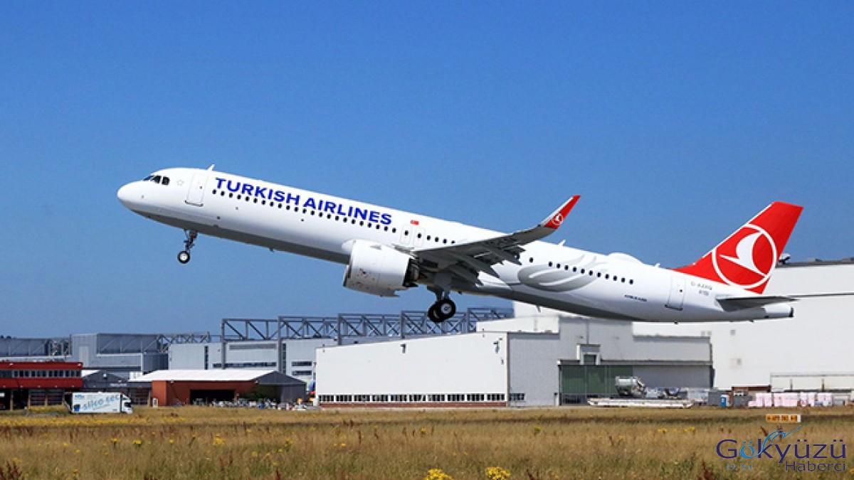 THY'nin A321 Neo Uçağı için Parça Bekleniyor