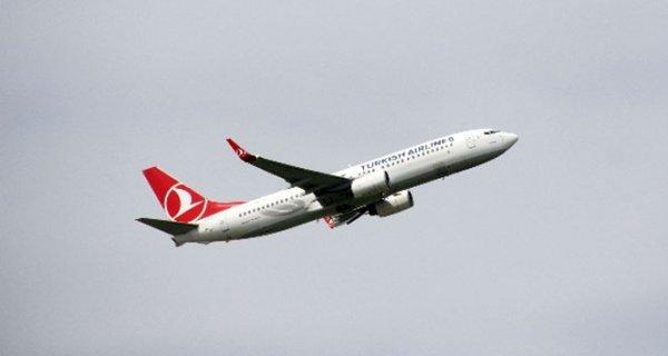 THY'nin Uçağı Varşova'ya Acil İniş Yaptı!