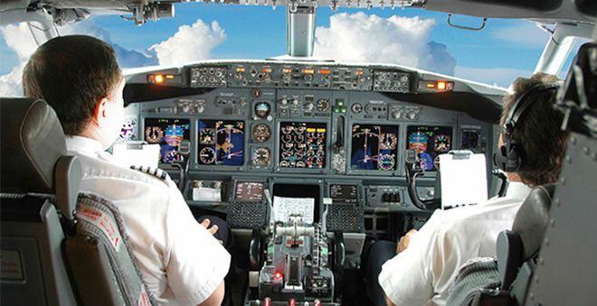 THY pilotu yolcuları anonsuyla korkuttu!