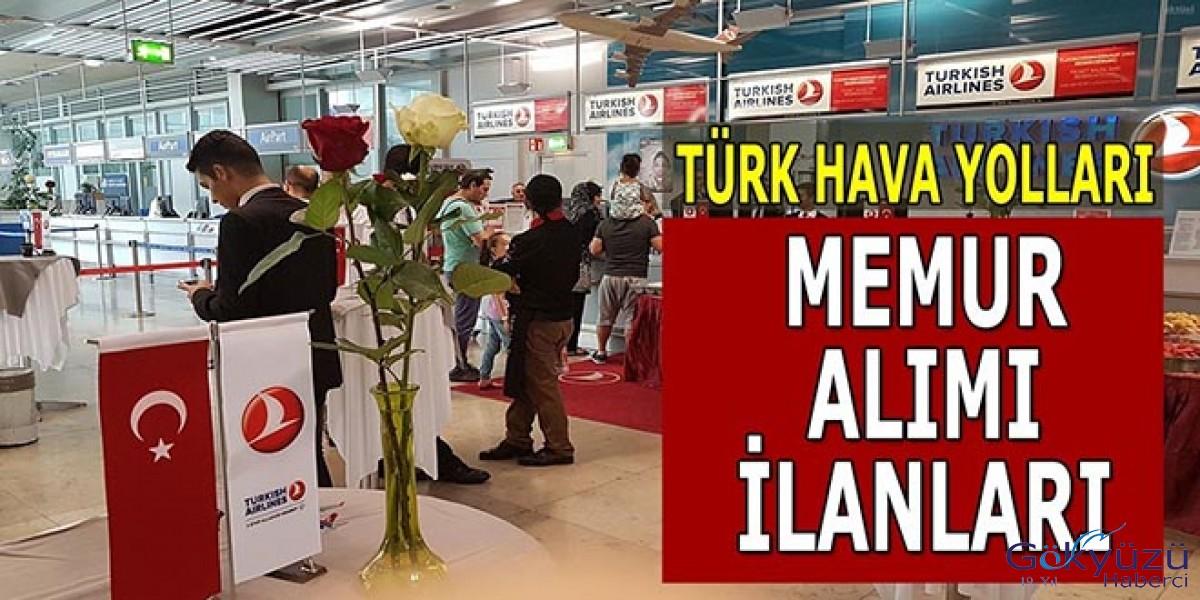 THY Türkiye İş Kurumu Üzerinden Memur Alımı Yapıyor