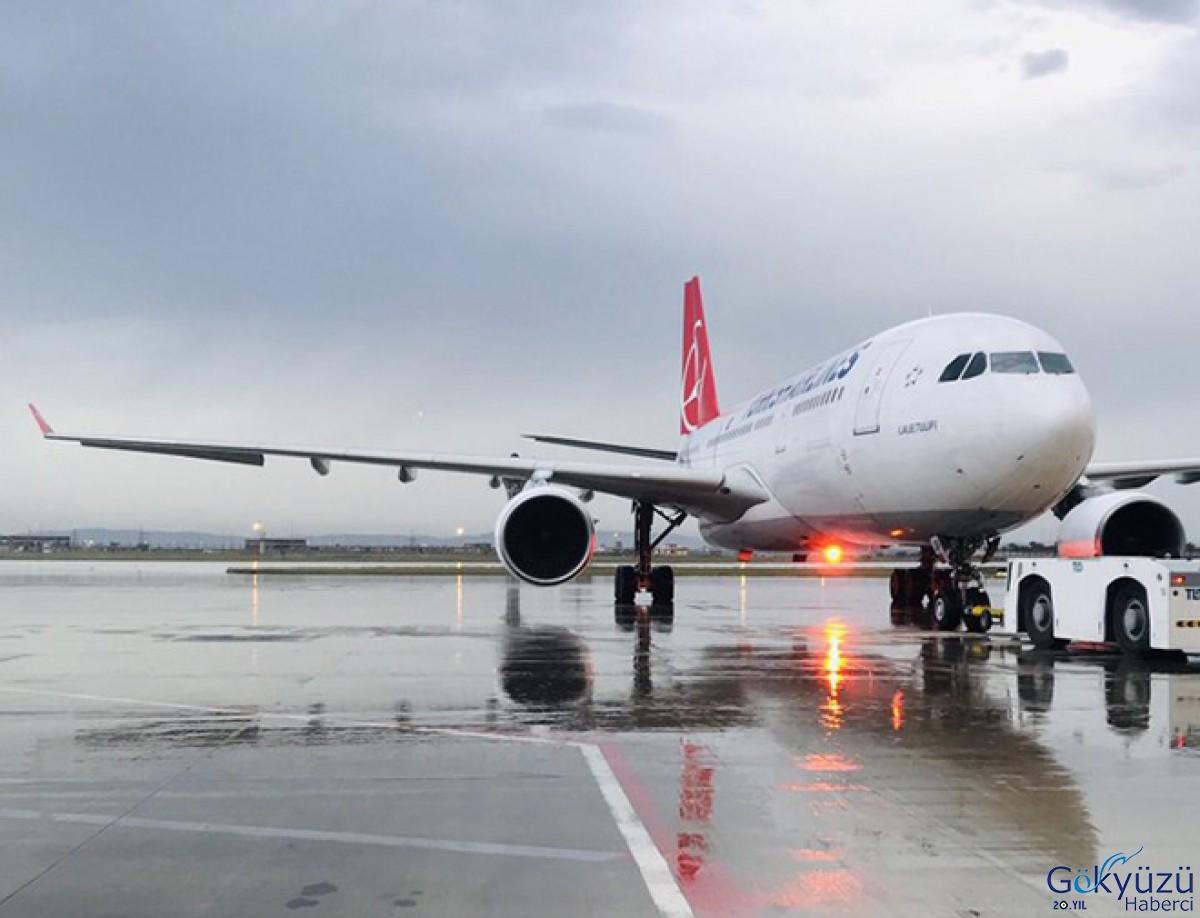THY uçağı 50 gündür Tahran'da bekliyor!