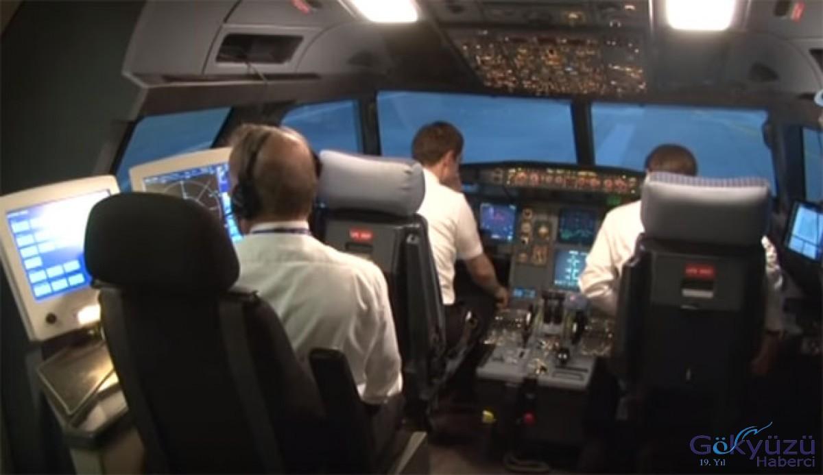 THY yetiştirilmek üzere ikinci pilot arıyor!