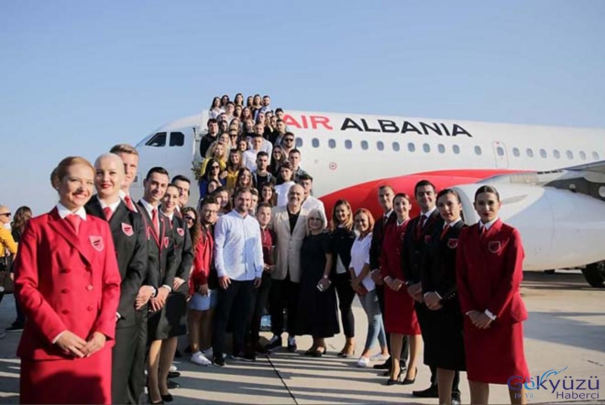 THY'nin Air Albania projesi fiyaskoyla sonuçlandı!