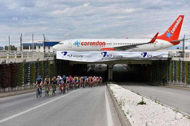 Tour Of Antalya'ya Corendon Damgasanı Vurdu