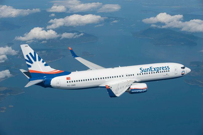 Turizm Profesyonelleri SunExpress ile Uçuyor