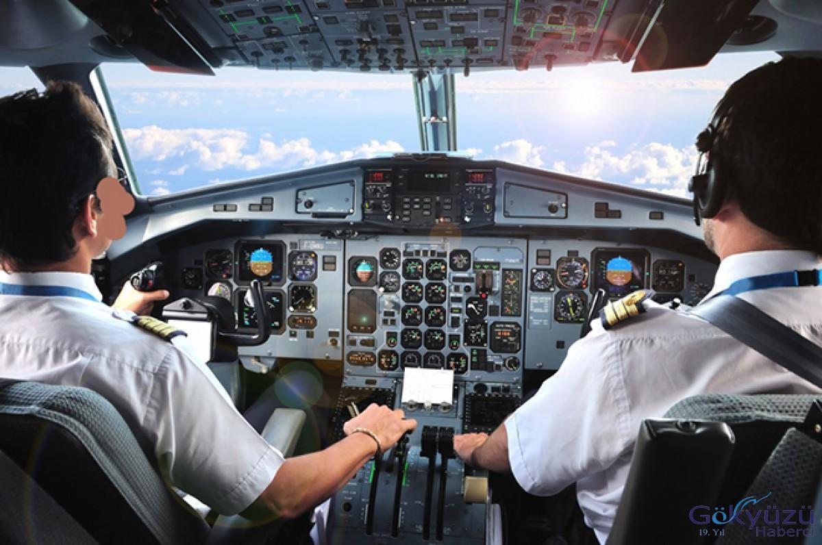 Türk Hava Yolları kaptan pilotunu darp ettiler!