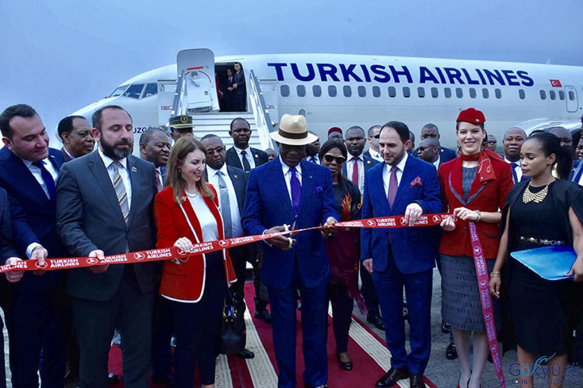 Türk Hava Yolları,  Malabo'yu uçuş ağına ekledi