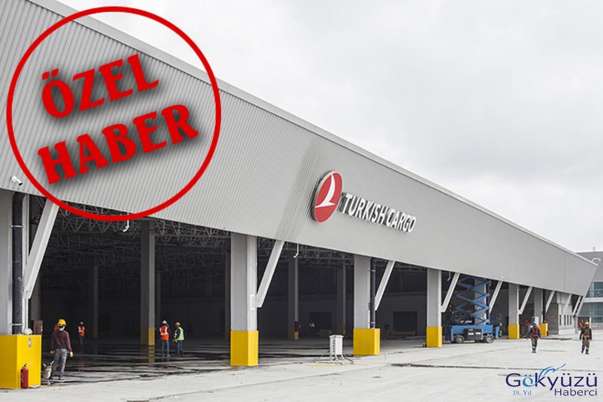 Turkish Cargo bu terminalle dünyada ilk 5'e aday!