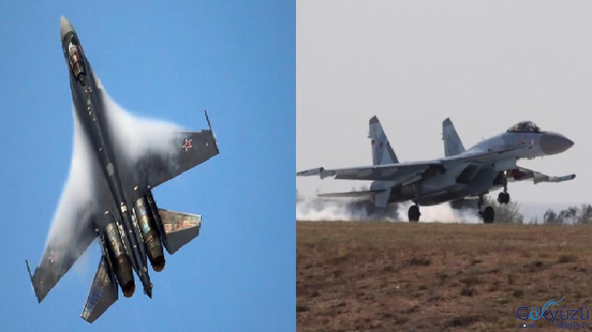 Türkiye 36 adet SU-35 alıyor
