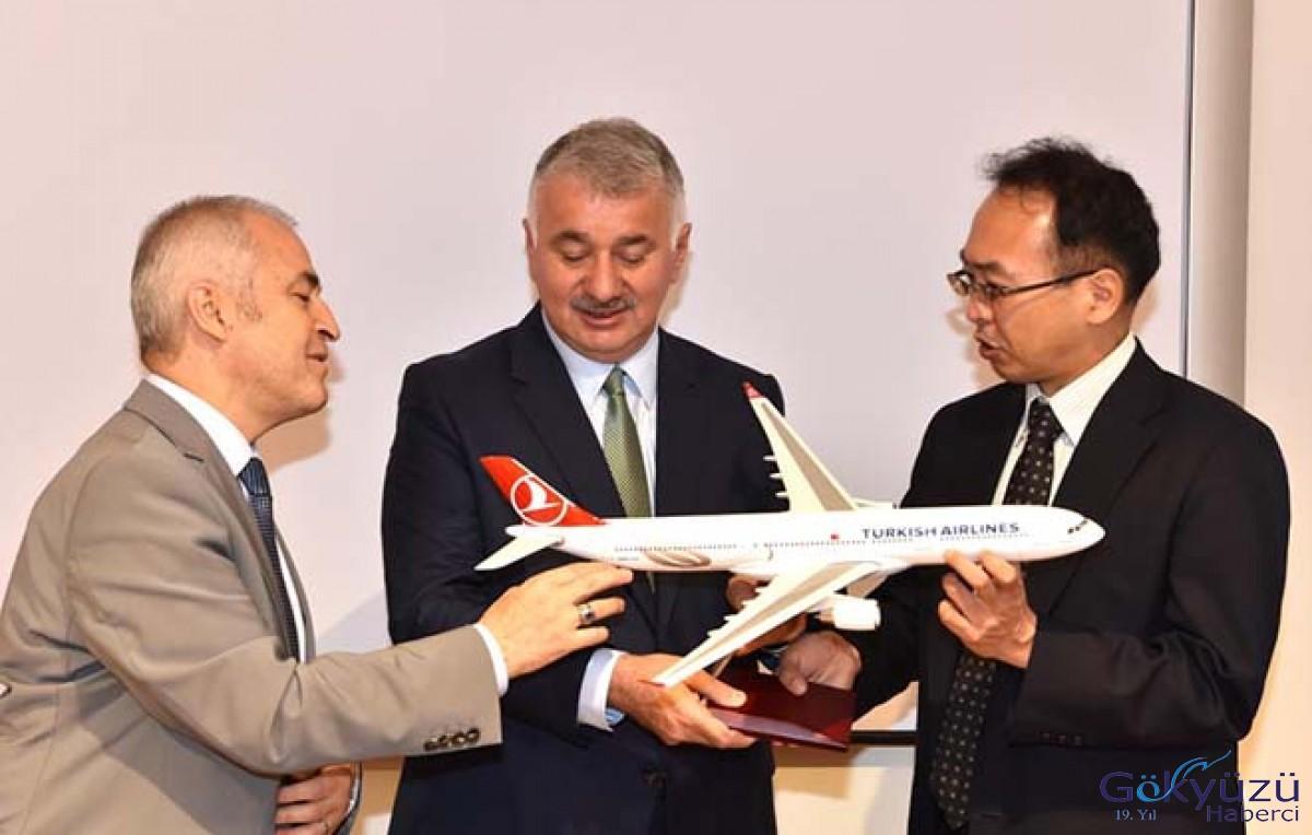 Türkiye büyüyor, THY yüksekten uçuyor