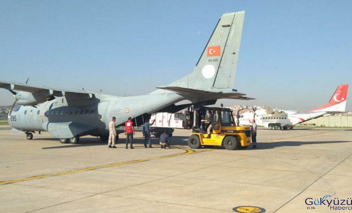 Türkiye'den Kuzey Makedonya'ya tıbbi malzeme yardımı
