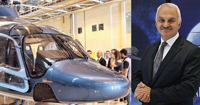 TUSAŞ 20 kişilik helikopter projesi başlattı