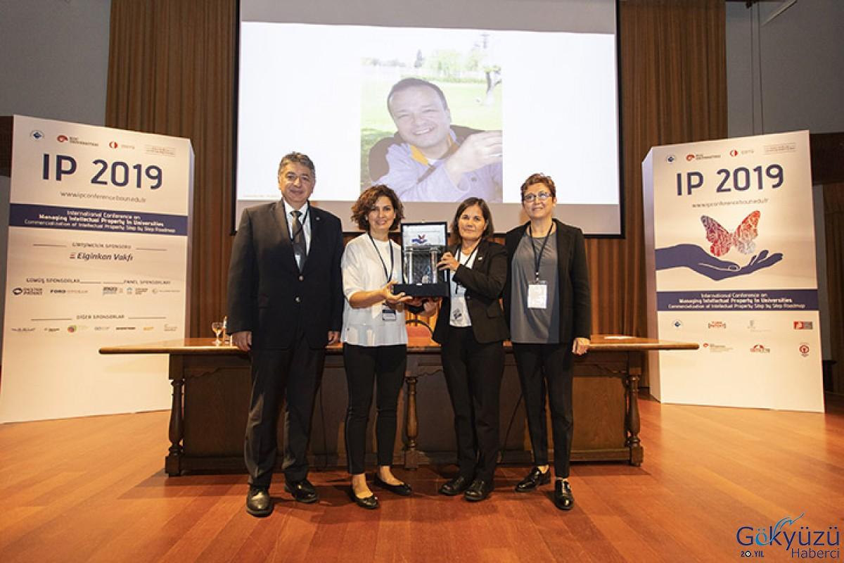 TUSAŞ'a Boğaziçi Üniversitesi'nde ödül