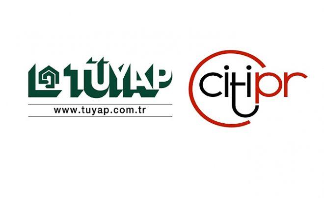 TÜYAP ile CitiPR işbirliği yaptı!