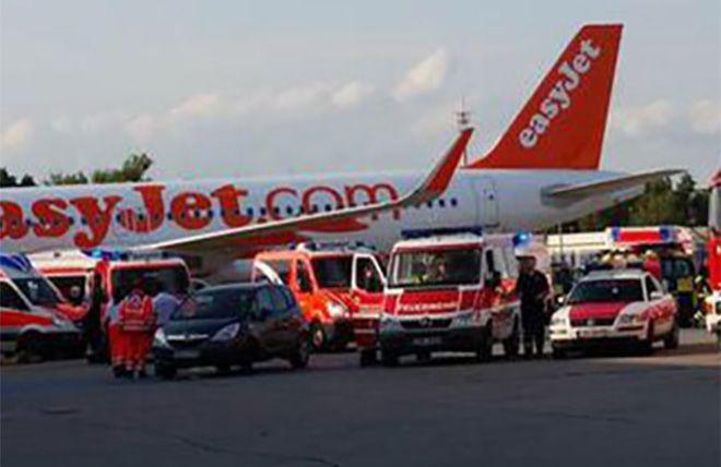 Uçağın tuvaletinde kaçak yolcu çıktı
