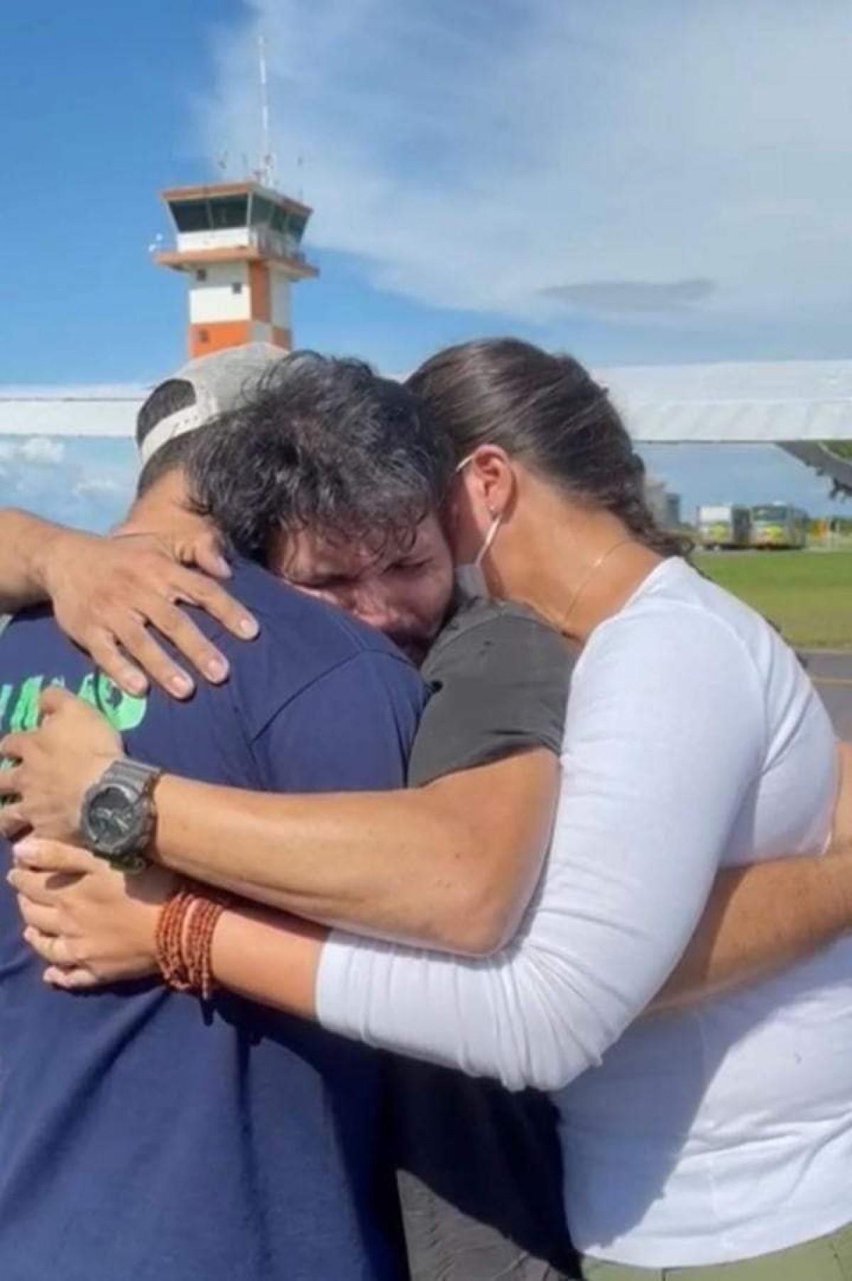 Uçak kazasından kurtulan pilot ormanda 36 gün yaşadı