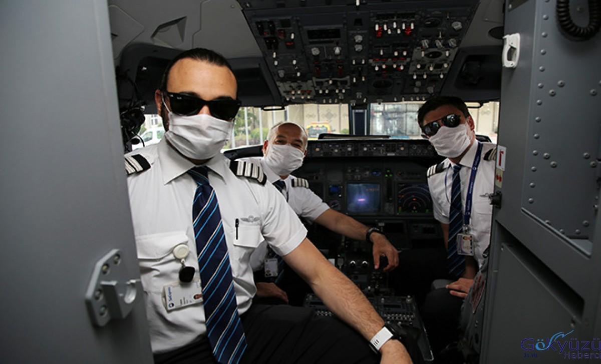 Uçaklarda virüse karşı yüzde 99.9 başarı oranı