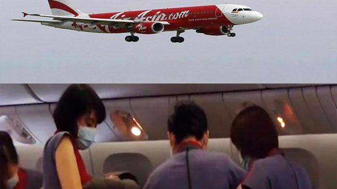 Uçakta bebek cesedi