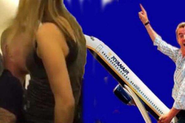 Uçakta Cinsel İlişkiye Girdiğim Kızı Tanımıyorum