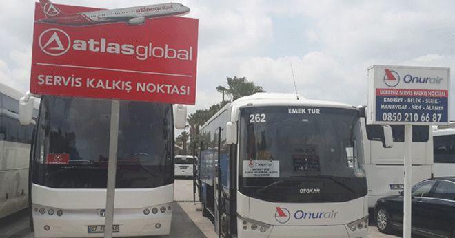 Ücretsiz Otobüs Servisi Yasaklandı