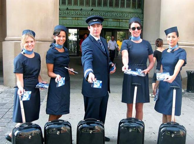 Ünlü Havayolu şirketi 1300 personel alacak