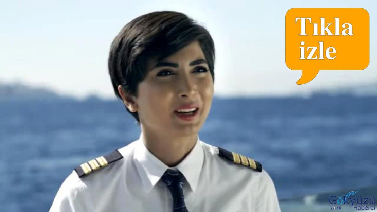 video THY pilotu kanseri yendi işine geri döndü!