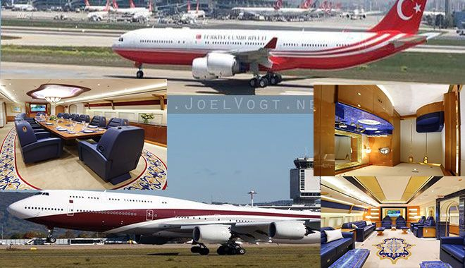 VIP Uçak Meclis gündemine taşındı!