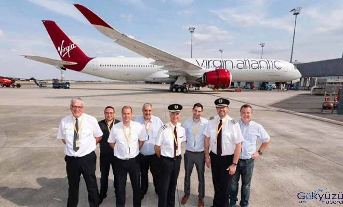 Virgin Atlantic'ten iflas erteleme başvurusu