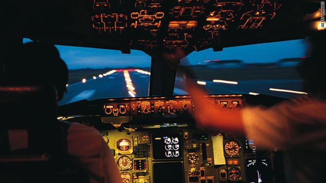 Yemek kavgası yapan pilotların lisansı iptal oldu!