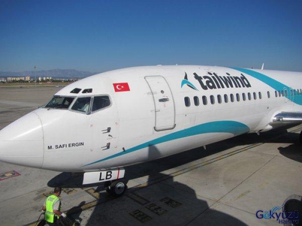 Tailwind Havayolları yine zirvedeki yerini korudu.
